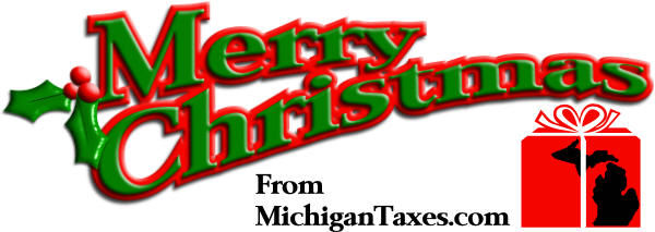Merry Christmas From MichiganTaxes.com